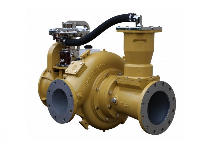 Pompes Cornell pour liquides chargés